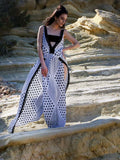 MONARCH maxi dress
