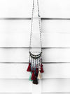 FAITH boho pendant