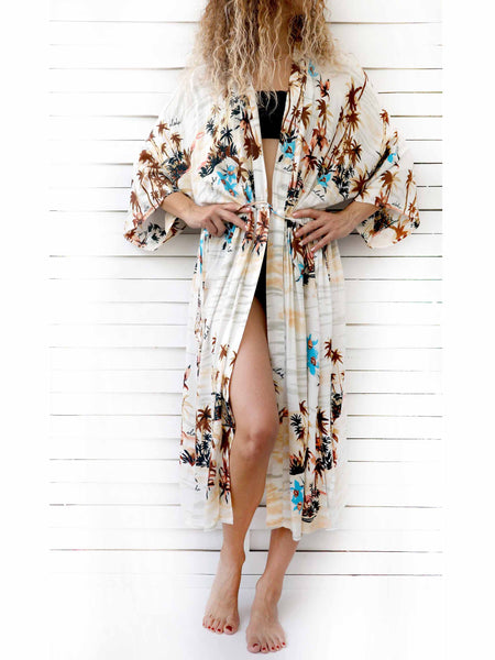 HIGH TIDE beach robe