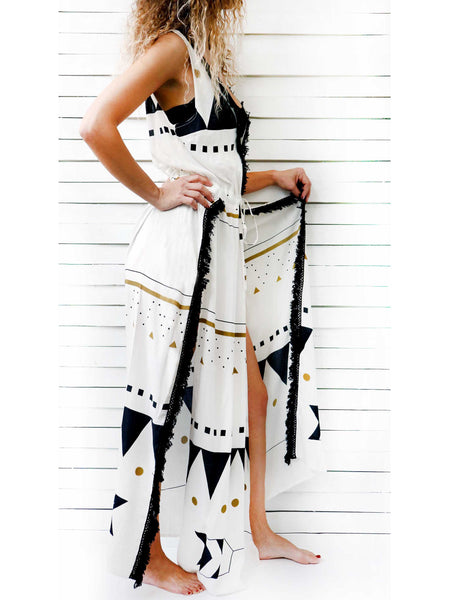 HIGH TIDE maxi dress