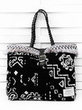 BUKHARA - terry shoulder bag