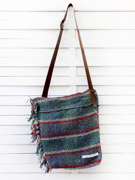 SAFARI - HORIZONTAL STRIPES cross body bag
