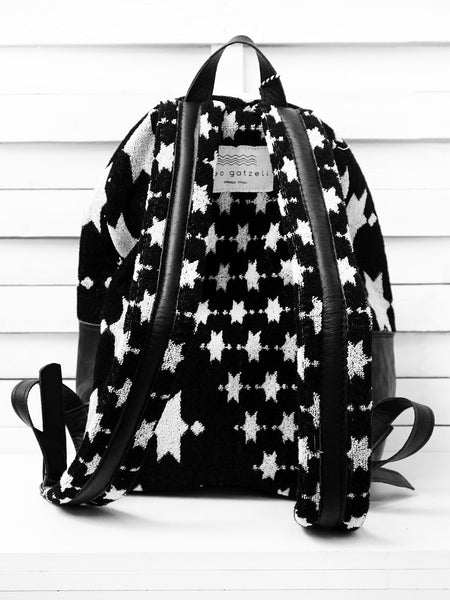 MONARCH - terry backpack