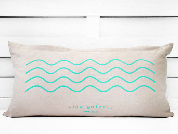 SUNASANA beach pillow