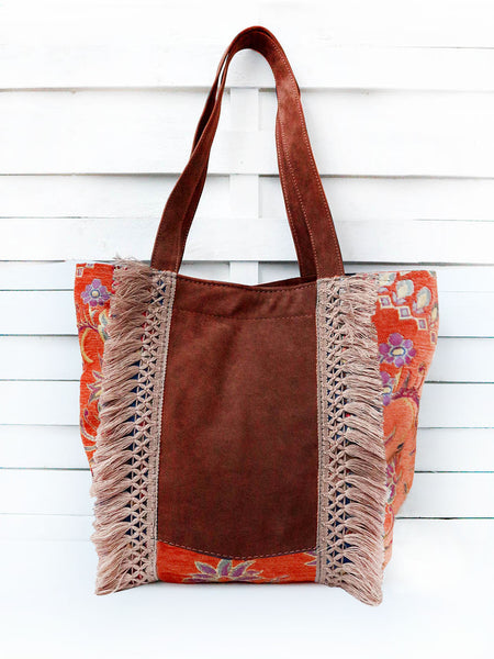 ORIENTAL shoulder bag