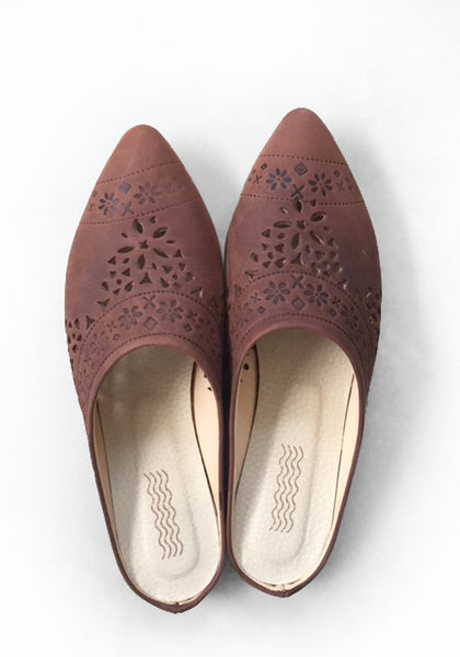 BABOUCHE handmade leather shoes