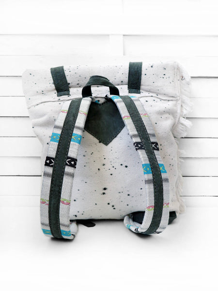 SUMMER NIGHT - terry backpack