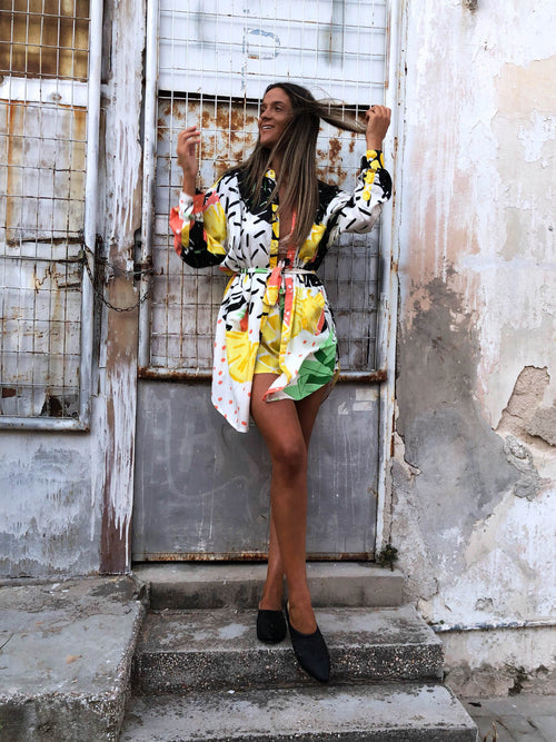 PINACOLADA boyfriend shirt dress
