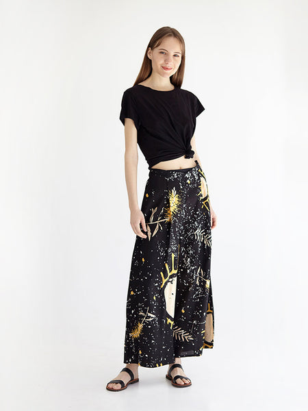 SUNSHINE maxi pants