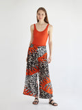CHEETAH maxi pants