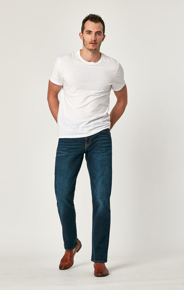 MATT RELAXED STRAIGHT LEG JEANS IN INK CASHMERE - Mavi Jeans