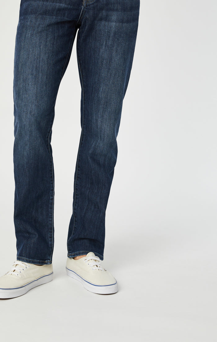 MATT RELAXED STRAIGHT LEG IN DEEP BLUE STANFORD - Mavi Jeans