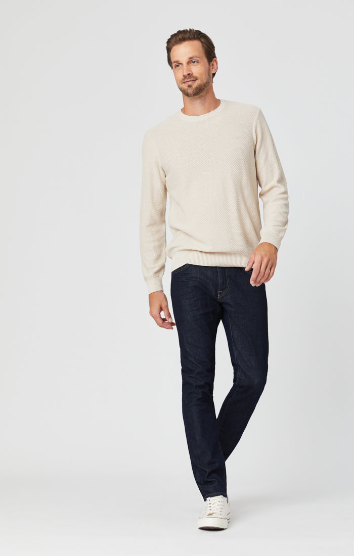 JAKE SLIM LEG JEANS IN RINSE WILLIAMSBURG - Mavi Jeans