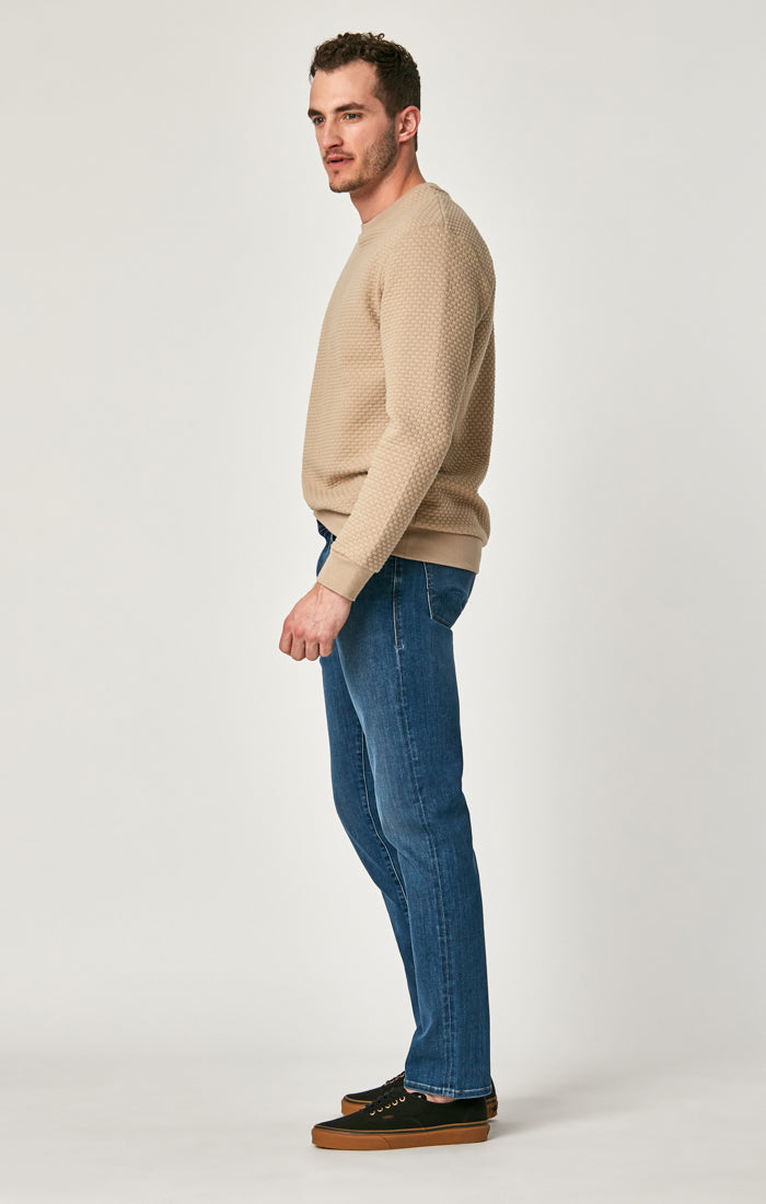 JAKE SLIM LEG JEANS IN MID SUPERMOVE - Mavi Jeans