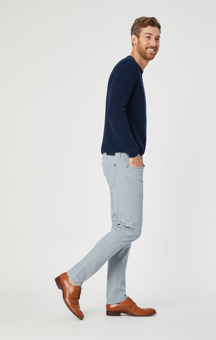 JAKE SLIM LEG JEANS IN ICE GREY COMFORT - Mavi Jeans