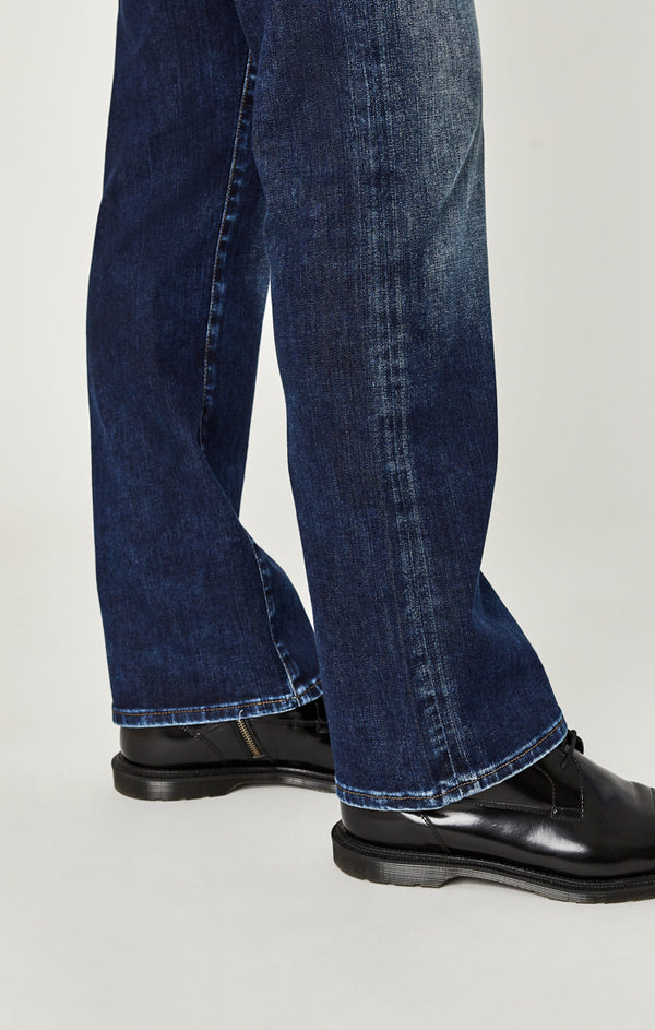 JOSH BOOTCUT JEANS IN DARK SHADED BELLTOWN - Mavi Jeans