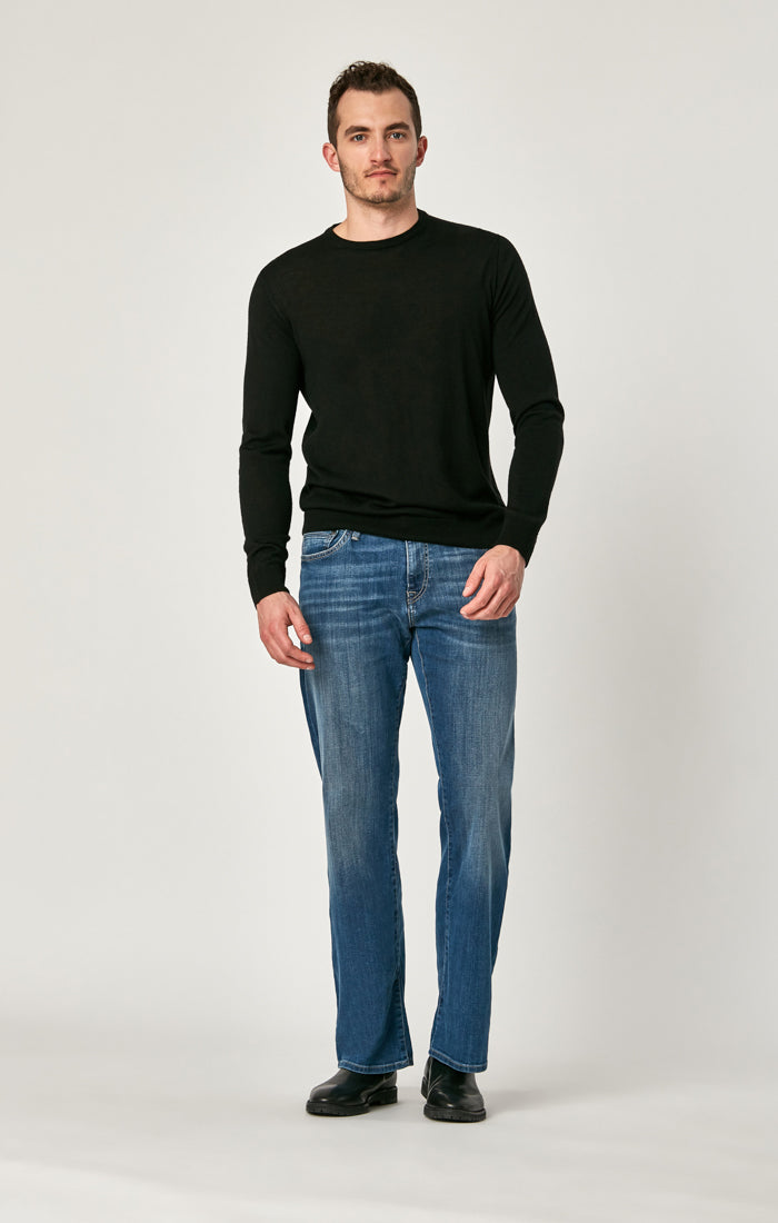 JOSH BOOTCUT JEANS IN MID FOGGY WILLIAMSBURG - Mavi Jeans