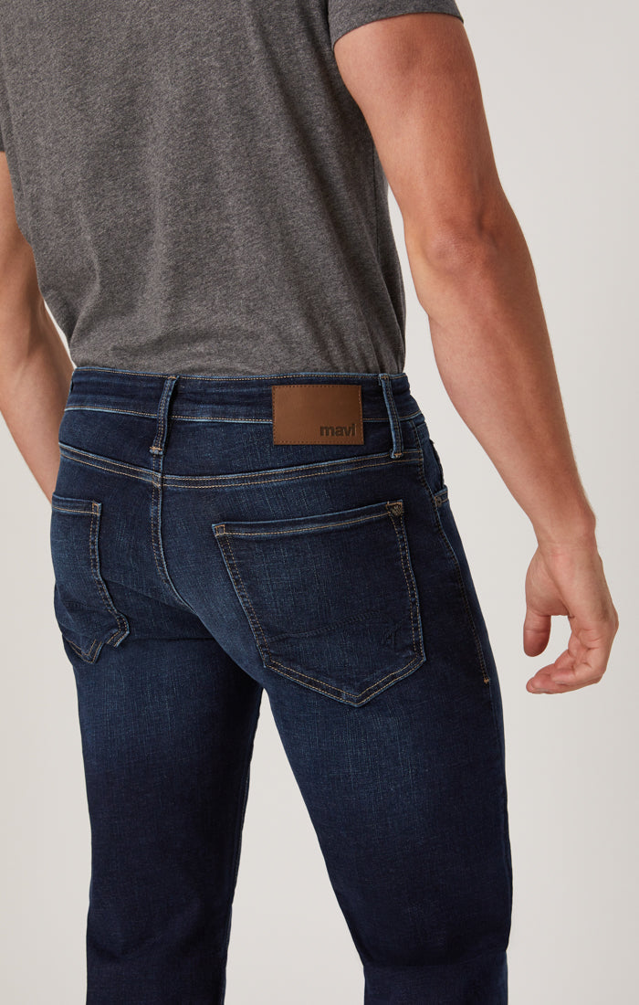 JOSH BOOTCUT JEANS IN DEEP BRUSHED CASHMERE - Mavi Jeans