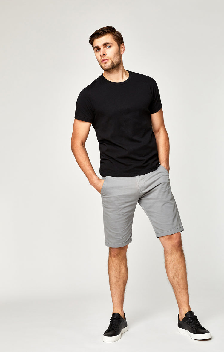 JACOB SHORTS IN SHARK SKIN TWILL - Shorts - Mavi Jeans