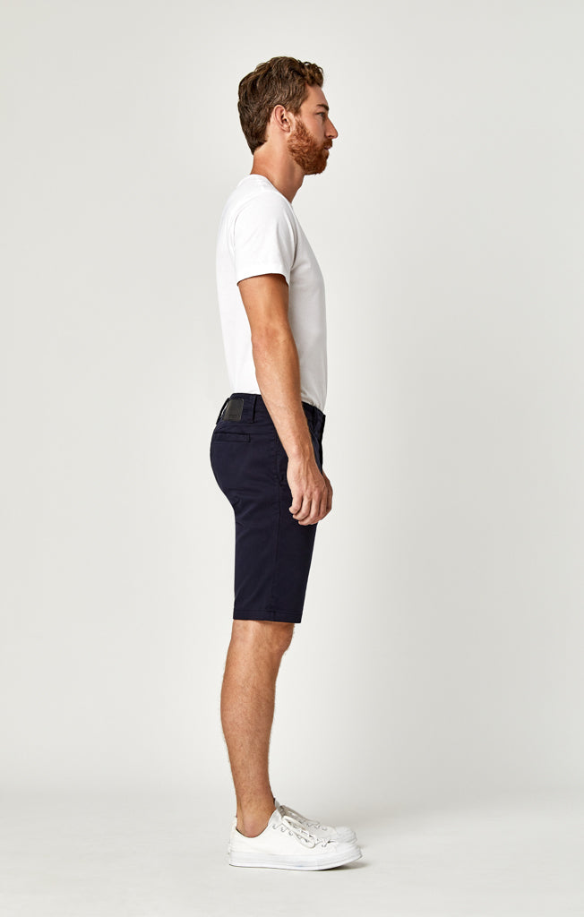 JACOB SHORTS IN DARK NAVY TWILL