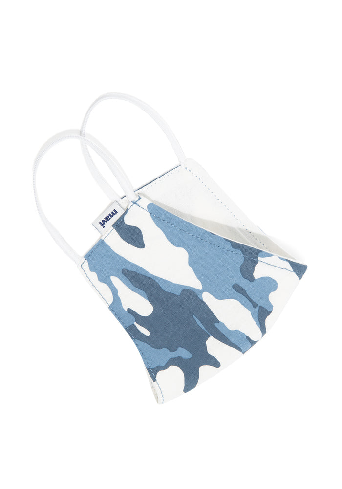 FACE MASK IN CAMO PRINT - Mavi Jeans
