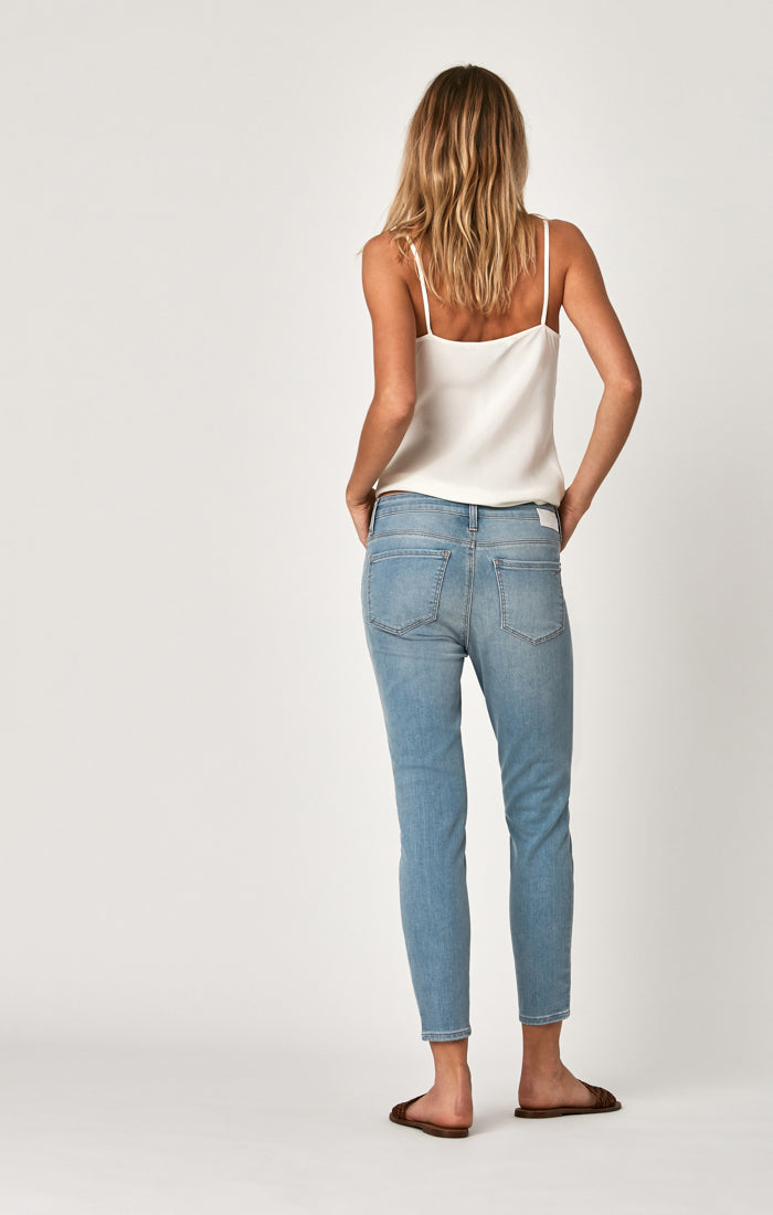 TESS SUPER SKINNY JEANS IN LIGHT SHADED STRETCH - Mavi Jeans