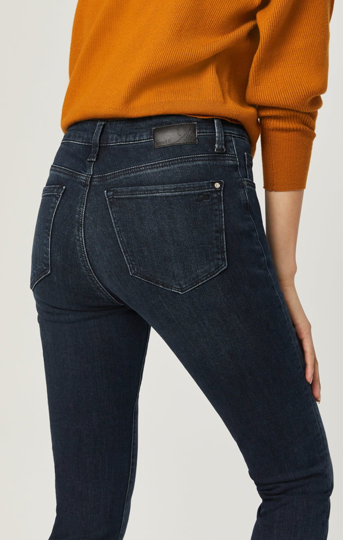 TESS SUPER SKINNY JEANS IN DEEP EVERYDAY TRIBECA - Mavi Jeans