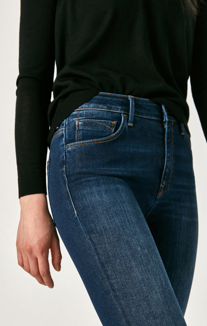 TESS SUPER SKINNY JEANS IN DEEP BLUE SUPERSOFT - Mavi Jeans