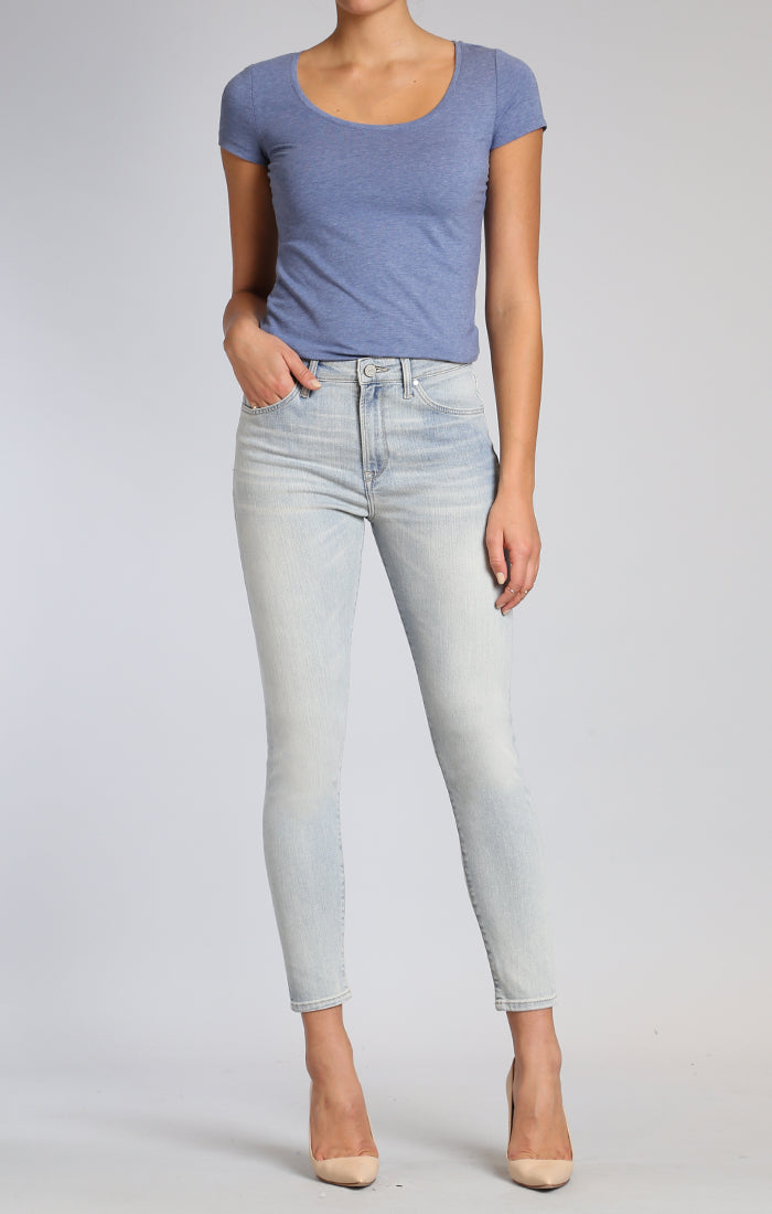 LUCY SUPER SKINNY IN BLEACHED VINTAGE
