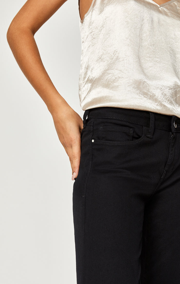 ADA BOYFRIEND JEANS IN BLACK STRETCH - Mavi Jeans