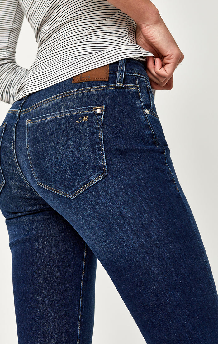 ALEXA SKINNY JEANS IN DARK SUPERSOFT - Mavi Jeans