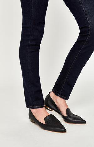 ALEXA SKINNY JEANS IN RINSE SUPERSOFT - Mavi Jeans