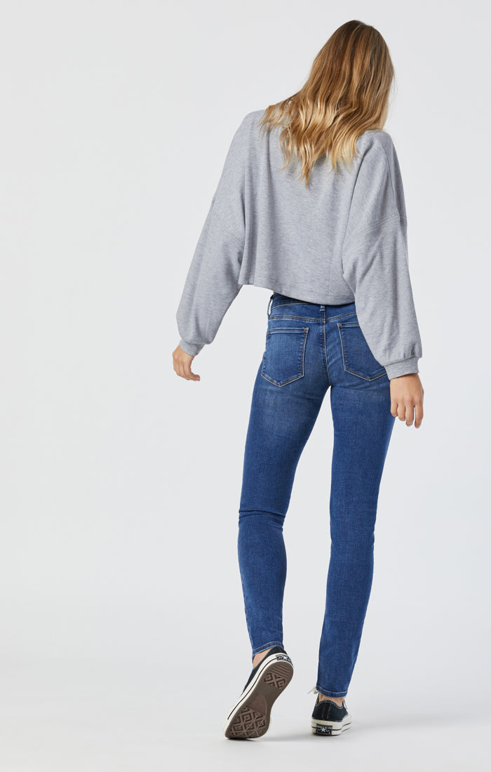 ALEXA SKINNY JEANS IN MID SUPERSOFT - Mavi Jeans