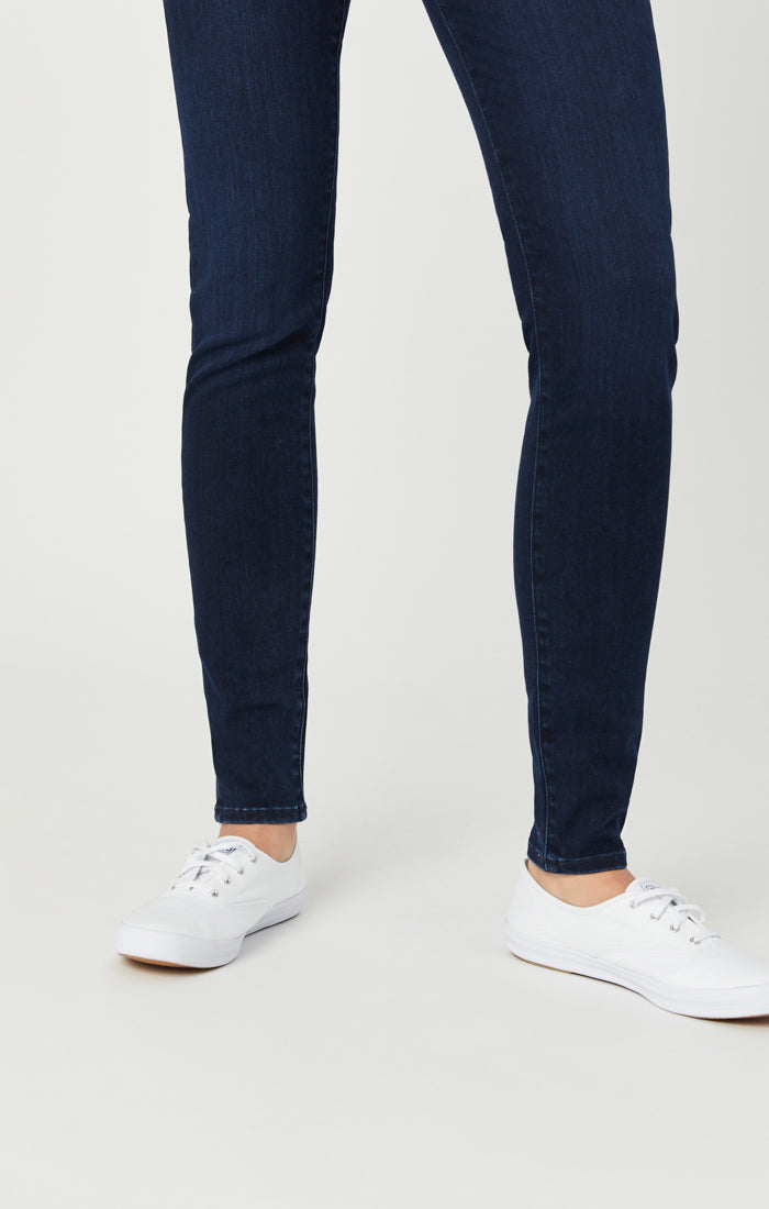 ALISSA SUPER SKINNY JEANS IN INK CHIC SUPERSOFT - Mavi Jeans