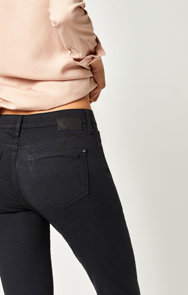 KARLINA SKINNY CARGO PANTS IN MOONLESS NIGHT TWILL - Mavi Jeans