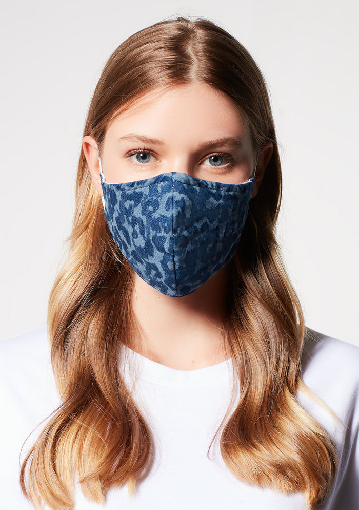 FACE MASK IN LASER LEO - Mavi Jeans