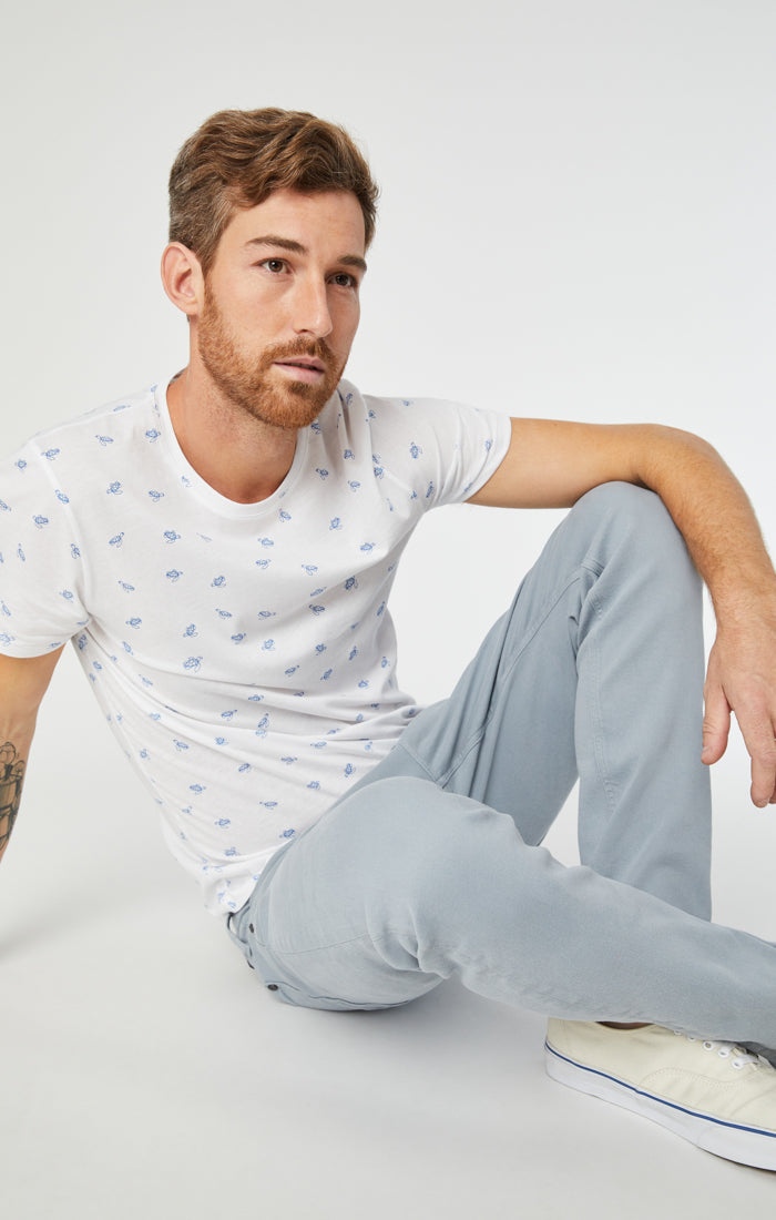 MEN'S INDIGO TURTLES T-SHIRT - Mavi Jeans