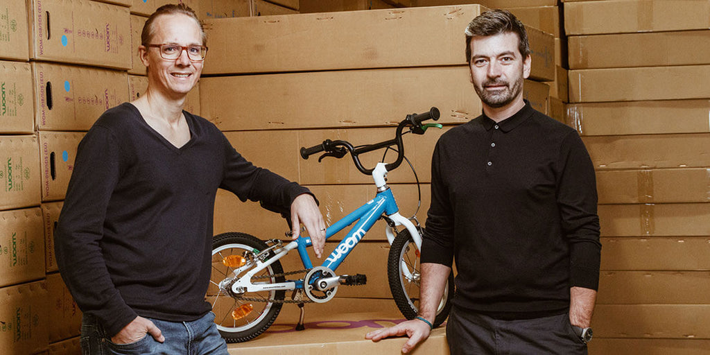The creators of woombikes