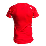 SHORT SLEEVE RASH VEST MENS