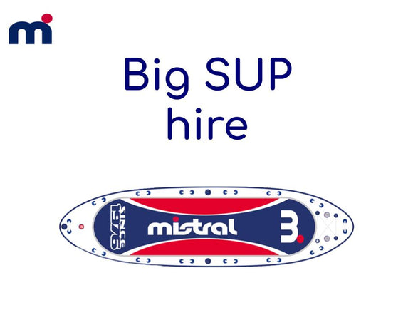 BIG SUP Hire