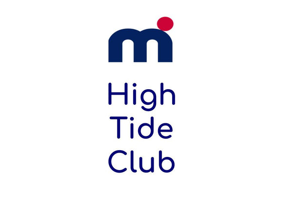 High Tide Club (2nd August 12pm - 1pm)