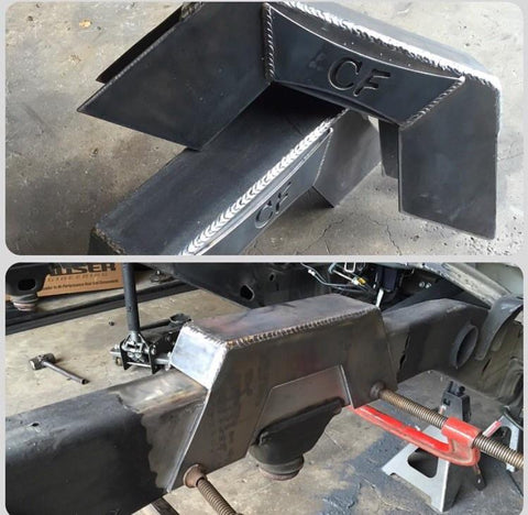 88-98 GM Truck Under Bed Notch Kit