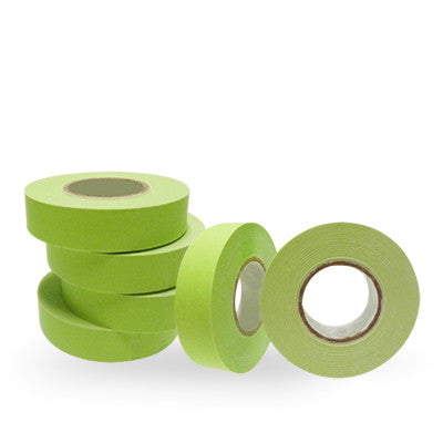 Labeling Tape 1/2″X500″ – Fluorescent Green - Uniscience Corp.