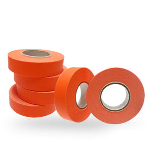 Labeling Tape 1/2″X500″ – Fluorescent Red - Uniscience Corp.