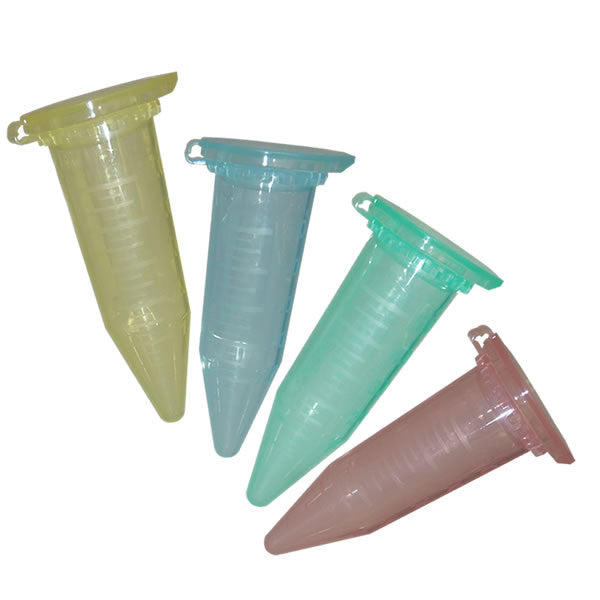 5 ml Centrifuge Tubes Colors - Uniscience - Uniscience Corp.