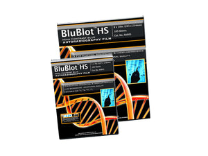 Western Blotting BluBlot™ HS autoradiography film 5x7in - Uniscience Corp.