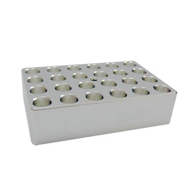Interchangeable blocks for 24 tubes of 0,2ml - Uniscience Corp.