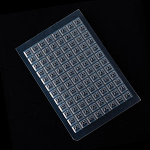 Silicone Square 96 Well Sealing Mat - Uniscience - Uniscience Corp.