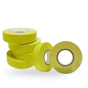Labeling Tape 1/2″X500″ – Fluorescent Chartreuse - Uniscience Corp.