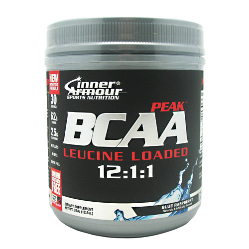 Inner Armour BCAA Peak - Blue Raspberry - 30 Servings - 183859201849